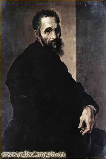 Портрет Микеланджело. Якопино дель Конте / www.mikelangelo.ru